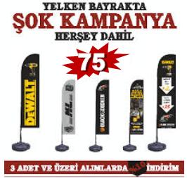 Ankara Yelken Bayrakda Kampanya